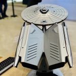 Star Trek pc Enterprise Lenovo design