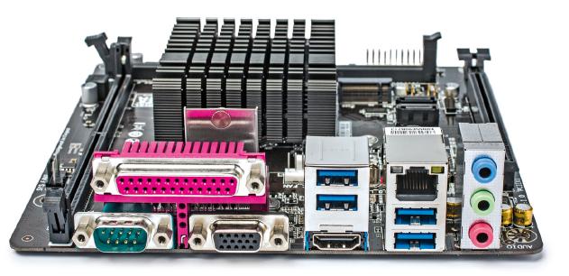 moederbord ITX 4K Gigabyte J4005N D2P HDMI 2.0