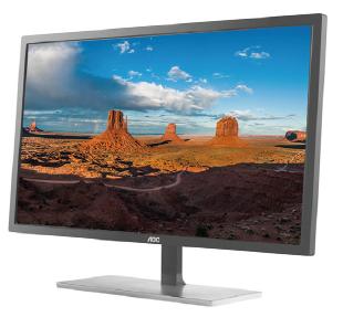 monitor met FreeSync AOC Q3279VWF 32 inch