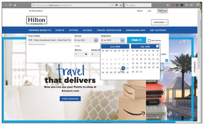 online vakantie plannen reis website vlucht huurauto hotel claim korting portal klantenkorting overnachting tip truc dagtarief overdag kamer