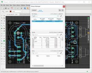 Autodesk CAD ontwerp software printplaten