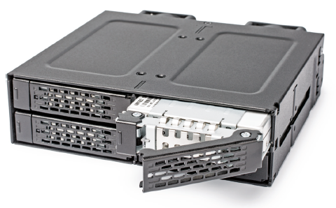 U.2-ssd U.2 server workstation backplane capaciteit SFF SAS hotplug