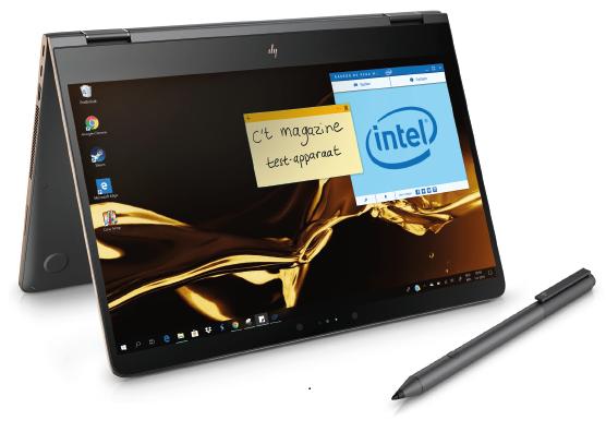 convertible HP Spectre X360 15 inch notebook hybride
