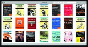 e-reader Linux Bookworm