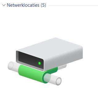 map delen Windows netwerk administrator netwerkmap gedeeld thuisnetwerk