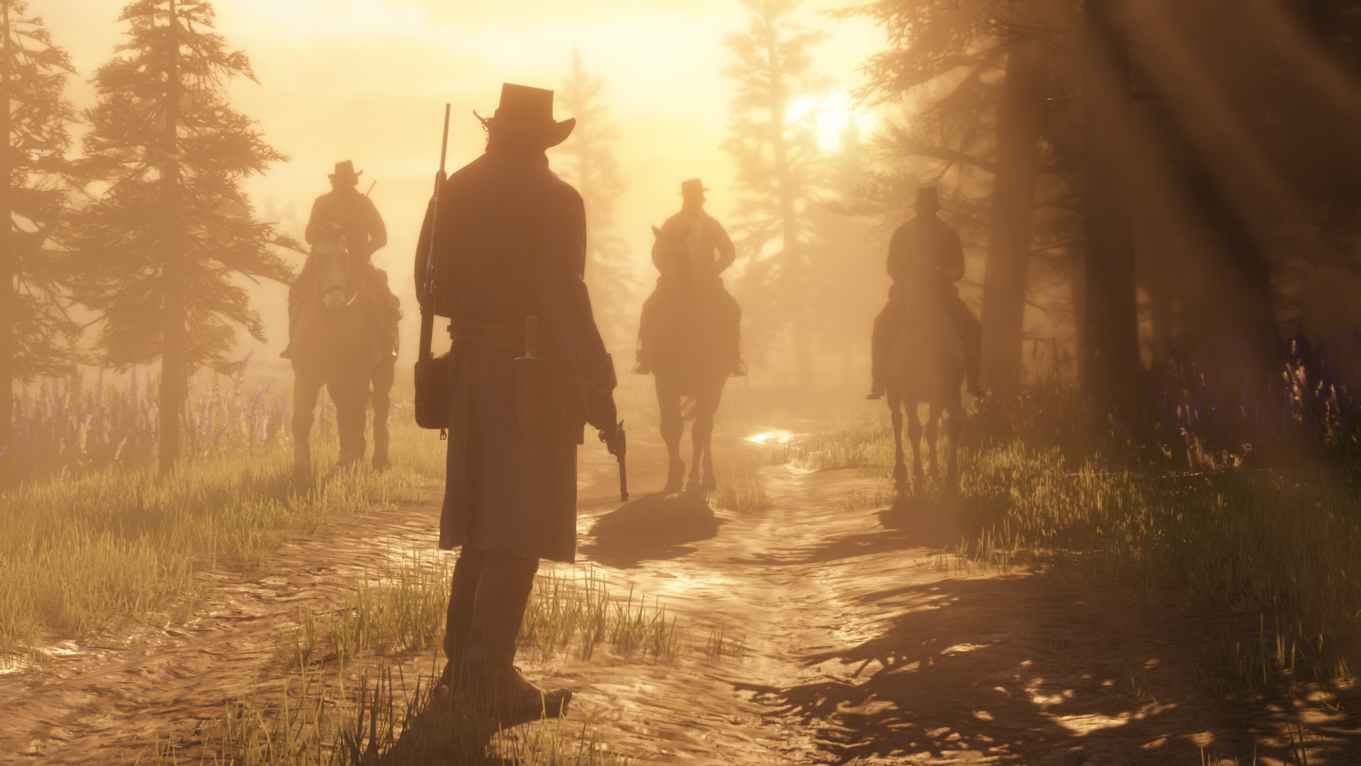Red Dead Redemption 2 in 4K
