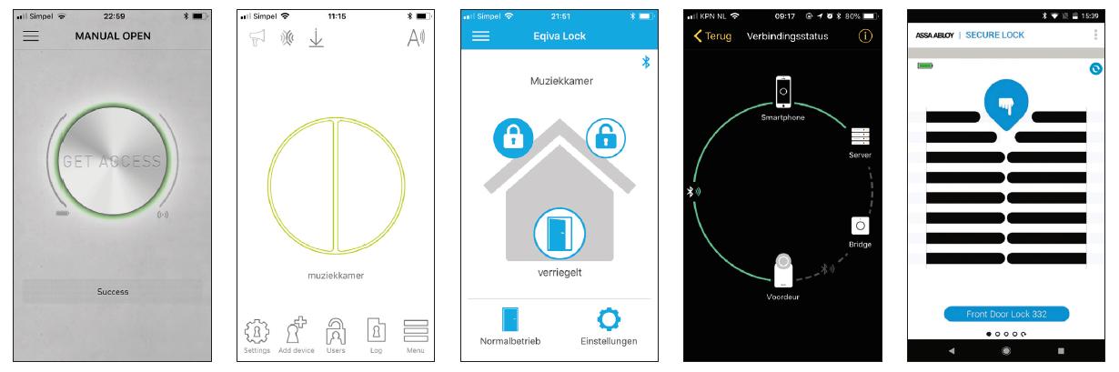 smart slot smartlock slim deurslot deur getest review vergelijkende test praktijk apps