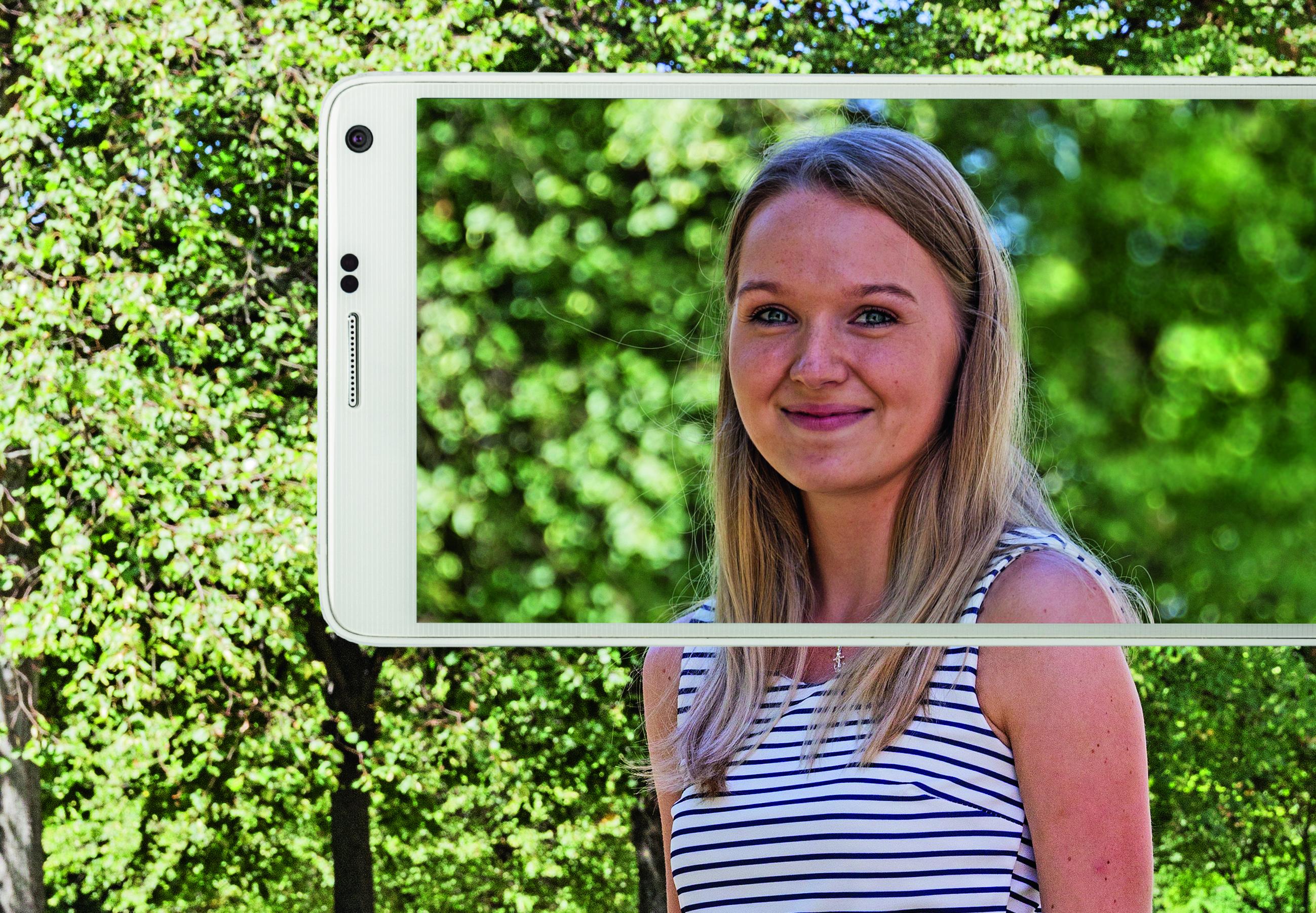 smartphone camera versus spiegelreflex algoritme optica Dual Lens