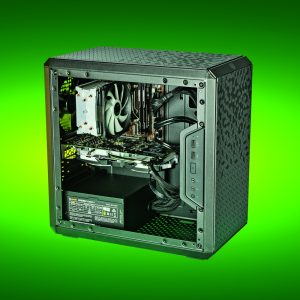 Bouwvoorstel AMD gaming-pc