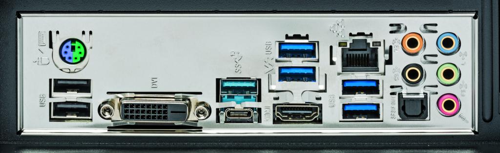 USB-C adapterkabel aansluiting connector moederbord kleur