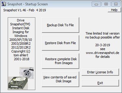 Windows 7 naar Windows 10 voorbereiding image maken