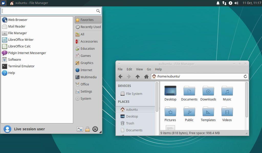 oude pc hergebruiken met Linux Xubuntu