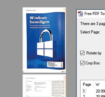Gratis pdf samenvoegen