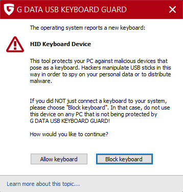 hacking aanval hacking gadget USB HID toetsenbord