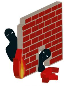 hacking aanval hacking gadget aanvalstechniek hack beschermen SSH reverse DPI