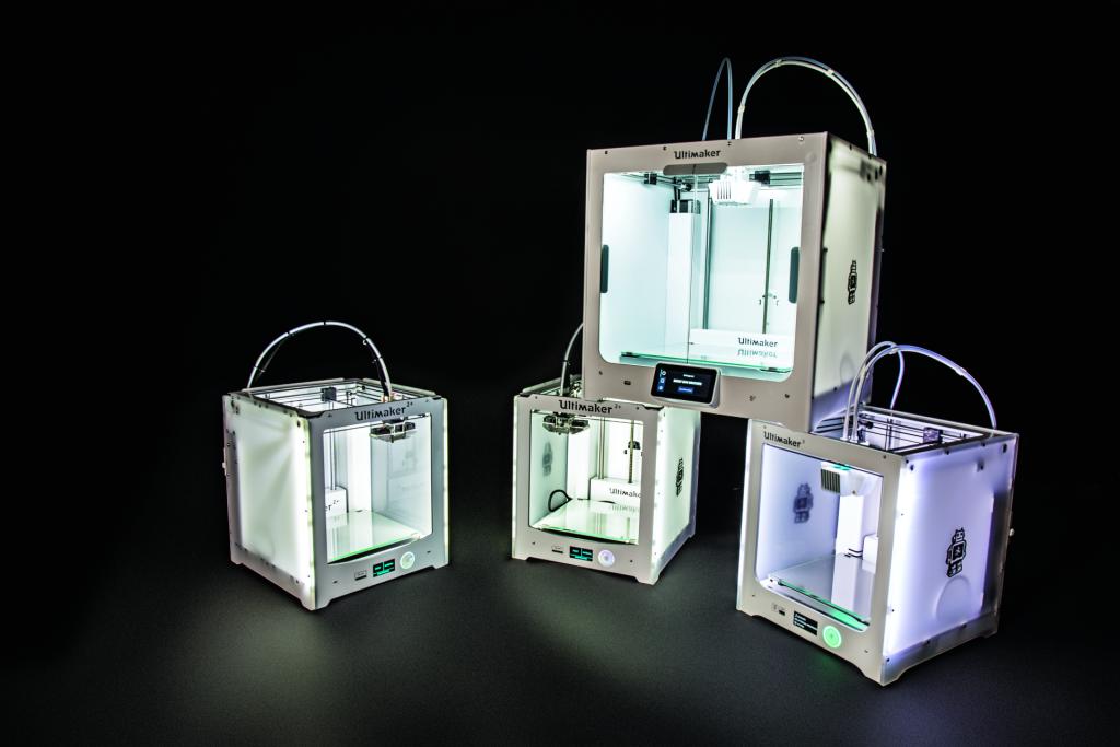 3D-printers Ultimaker kloon vergeleken test goedkoop Blurolls CL-260