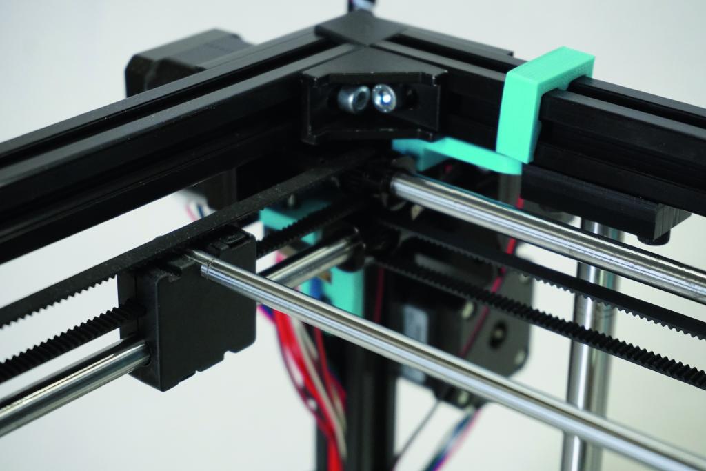 CL-260 3D-printer Ultimaker 2 kloon review vergelijking eindaanslag frame