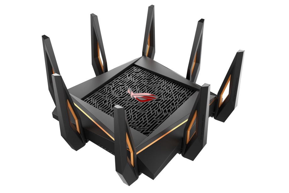 Snelle WiFi 6 router Asus ROG Rapture GT-AX11000 getest