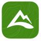 App voor wandelroutes