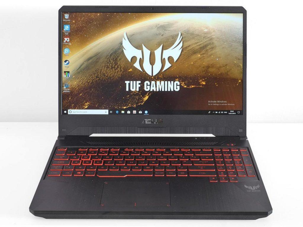 game laptop AMD Ryzen