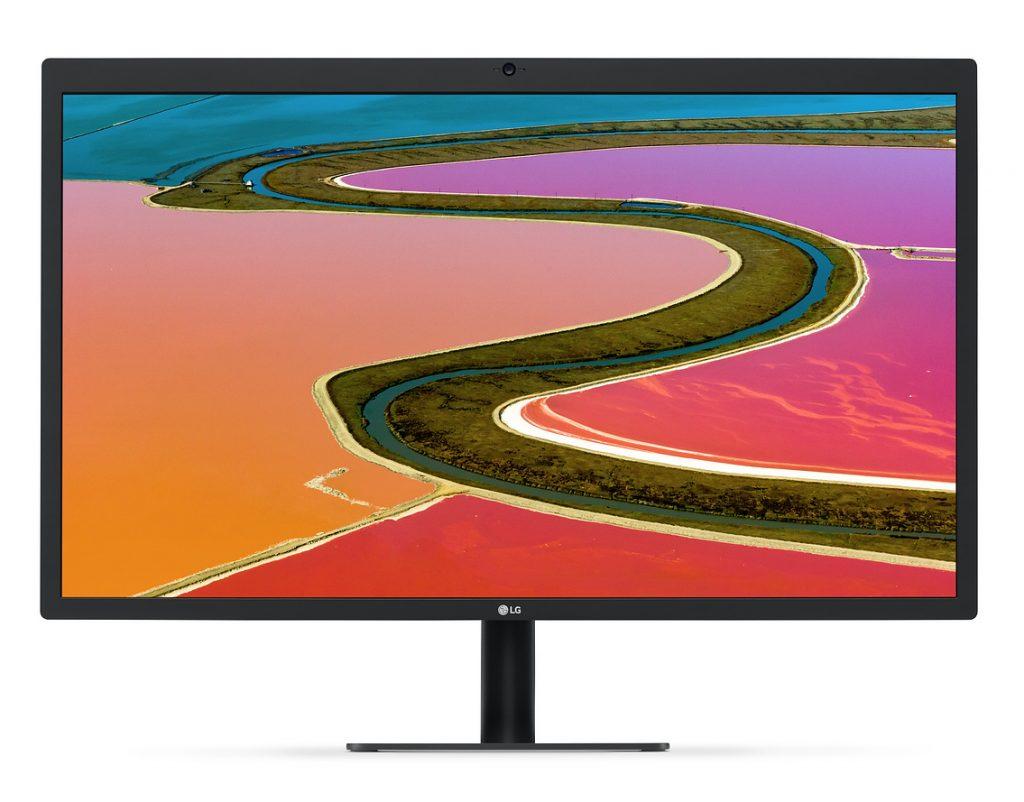 monitor scherm type overzicht resolutie LG UltraFine 5K