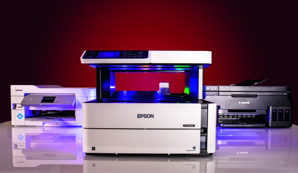 printkosten inkjet printer goedkoop vulling prijs per pagina printen fles cartridge inkt tank