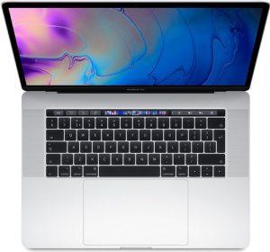 MacBook Pro 15-inch, 2018