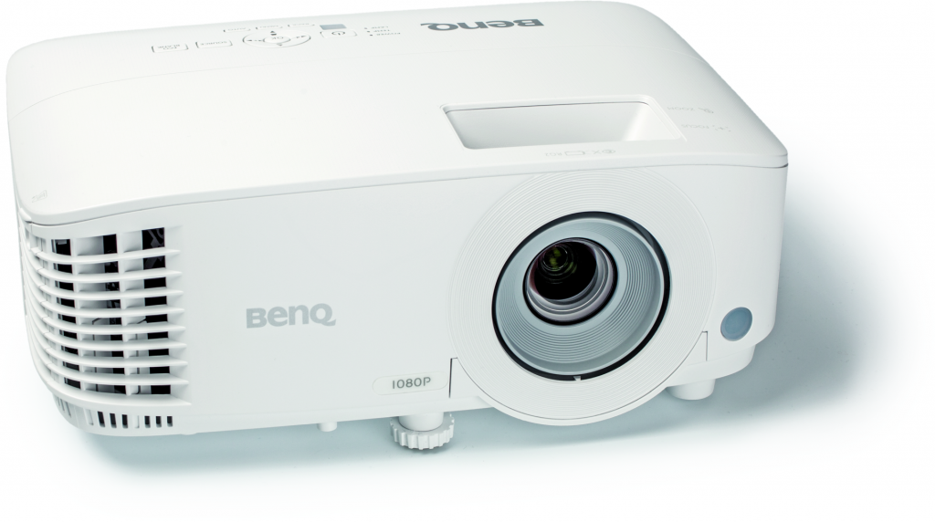 4K beamer pseudo-4K full hd test 4K beamer BenQ MH550