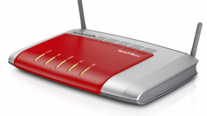 VPN server router thuis Fritzbox instellen VPN