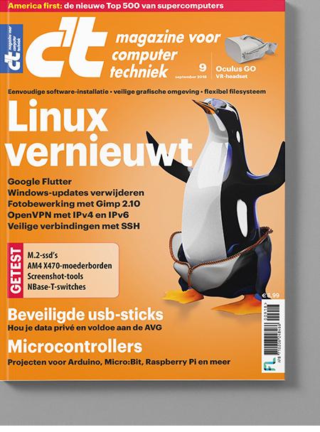 Linux firewall vernieuwd: nftables vervangt iptables - c't
