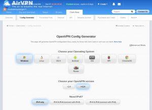 VPN vakantie veilig kiezen test AirVPN