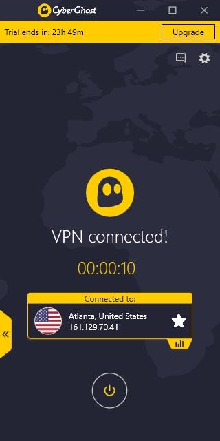 VPN vakantie veilig kiezen test CyberGhost