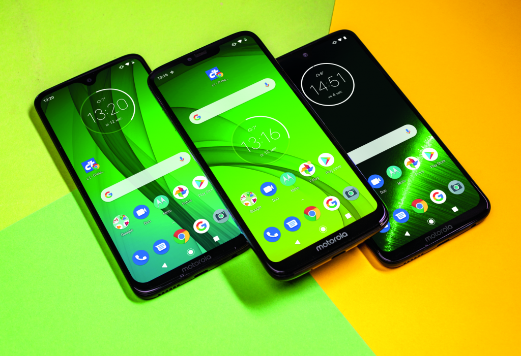 Moto G7 Plus Power budget smartphone Motorola review test resultaten