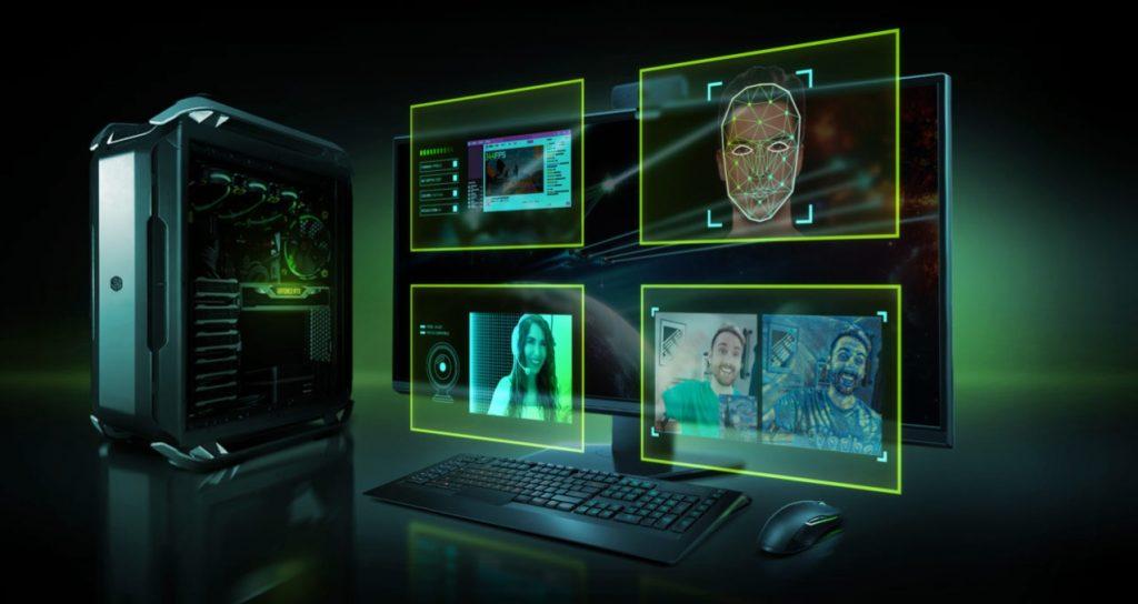 nvidia livestream