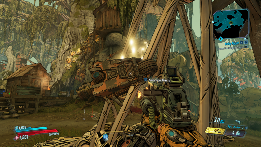Borderlands 3 - missies