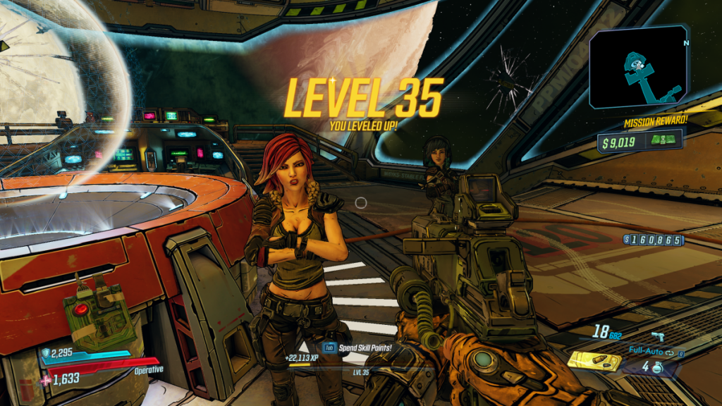 Borderlands 3 - sanctuary