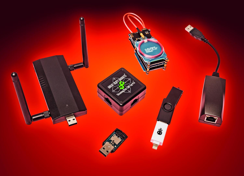 hacking gadgets hacken hacker tool gereedschap verzameling tools