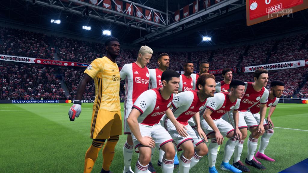FIFA gezichten