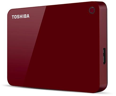Toshiba Canvio 4 TB