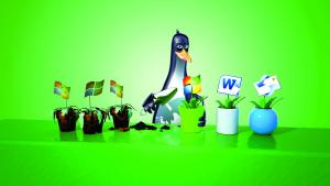 bestanden overzetten van Windows naar Linux instellingen overzetten Mint bestandsformaat