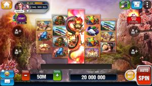 Huge games
