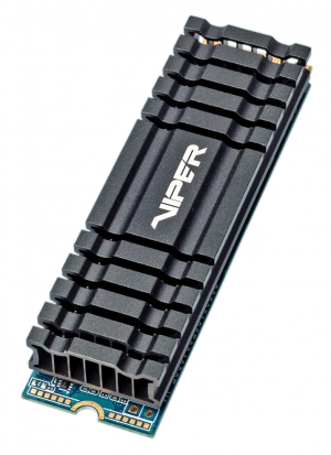 Patriot Viper VPN100 PCIe m.2 SSD