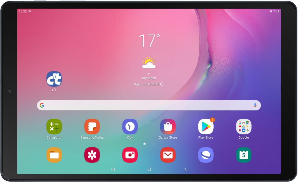Android tablet Samsung Galaxy Tab A 2019 review instap goedkope goede tablet