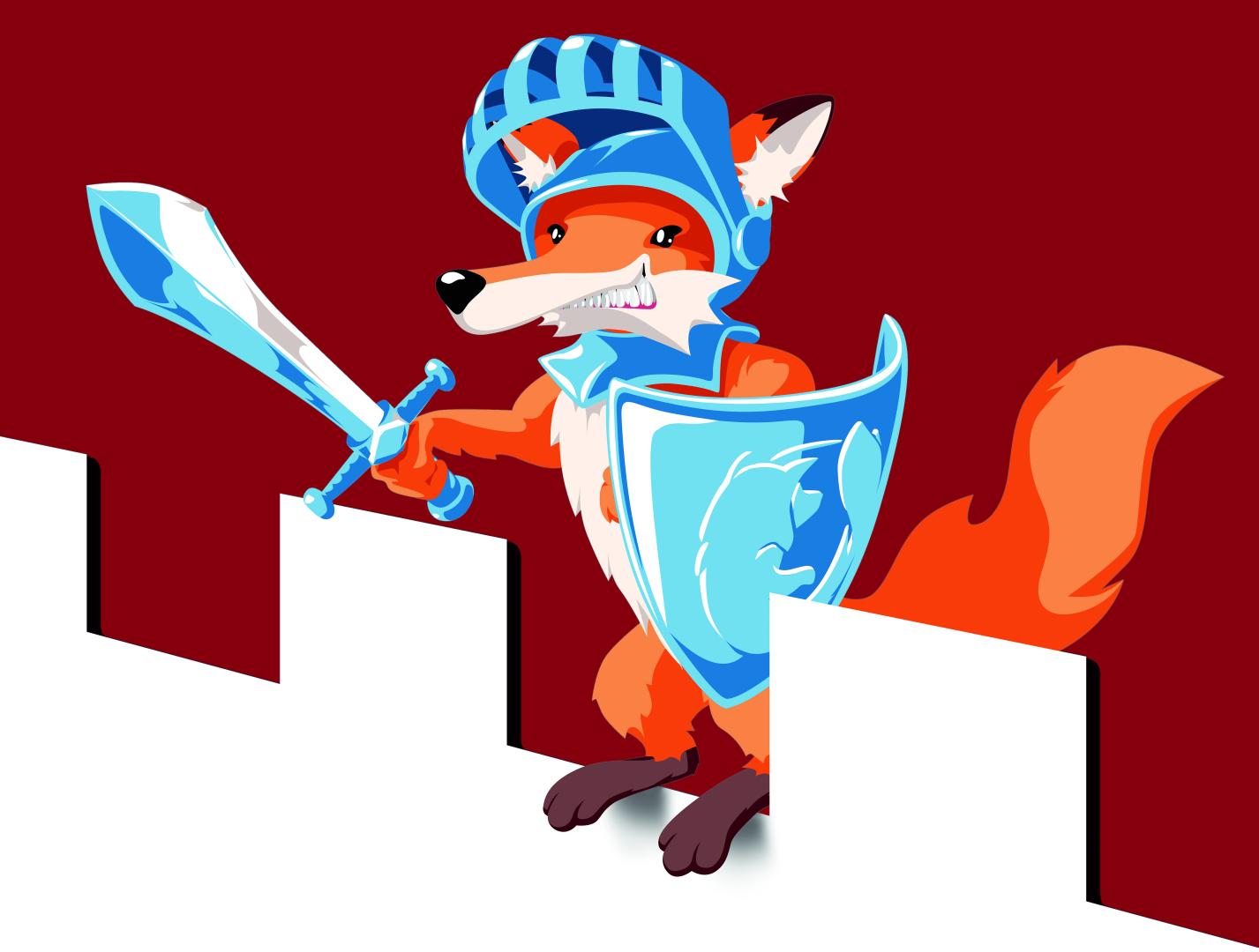 Firefox veilig maken uMatrix user.js about config browser script beveiliging malware