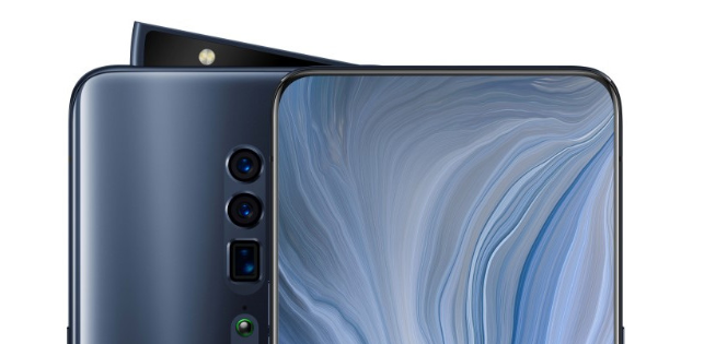 Oppo Reno smartphone zoom 10x review test frontcam