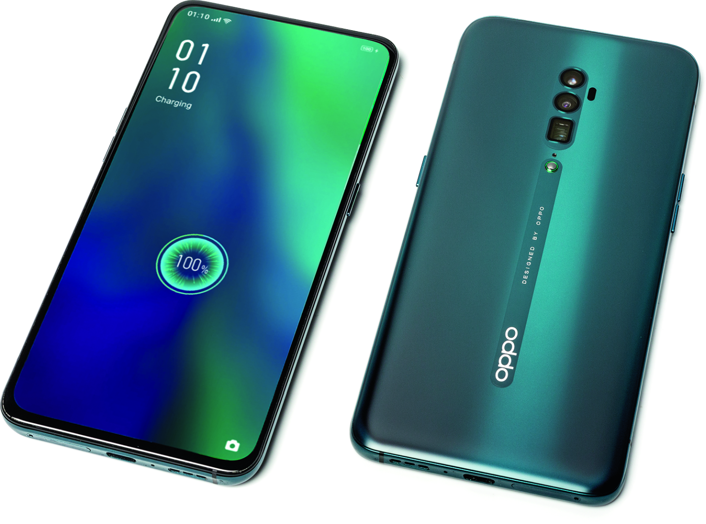 Oppo Reno smartphone zoom 10x review test