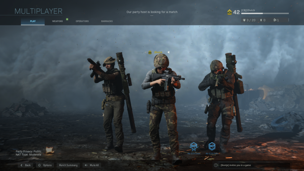 cod modern warfare - multiplayer