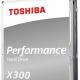 Harde schijf met helium: Toshiba X300