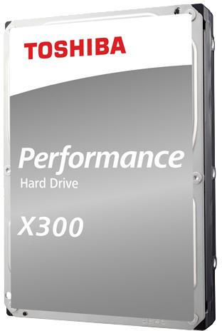 harde schijf helium snel Toshiba X300