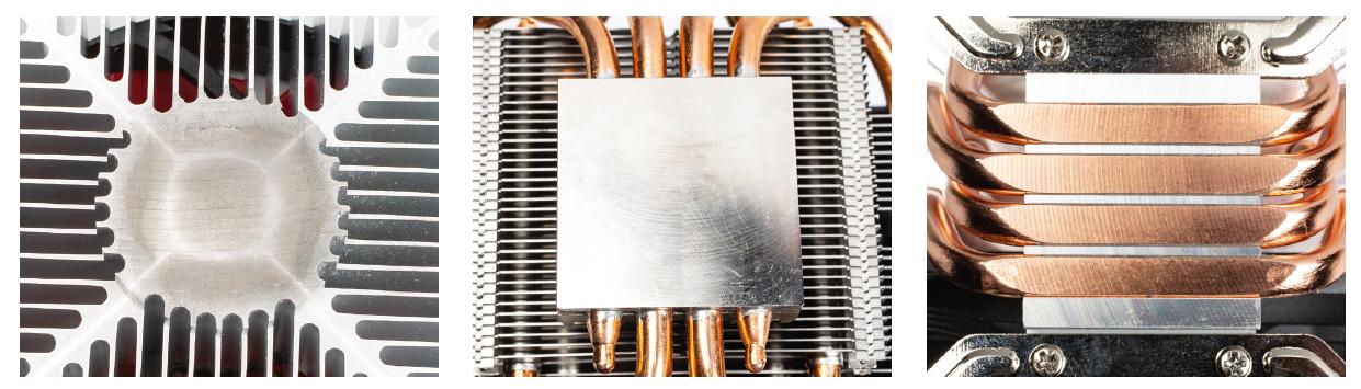 processorkoeler cpu-koeler heatpipe koelpasta spreader test temperatuur